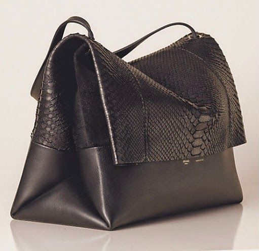 On my lust list: the Celine leather \u0026amp; python bag | WEEKEND WONDERS