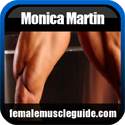 Monica Martin IFBB Pro Female Physique Competitor Thumbnail Image 4