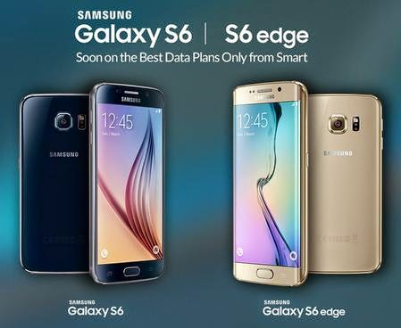 Smart Opens Pre-Registration Page For Samsung Galaxy S6 and S6 Edge