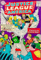 Justice League of America #21 pic