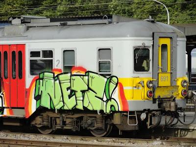 NETZ graffiti