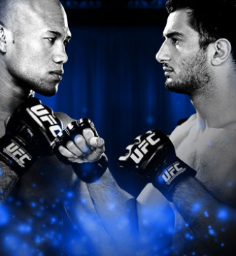 UFC Fight Night 50: Souza vs. Mousasi Fight Card