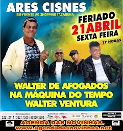 ARES CISNES - FERIADO DE 21 DE ABRIL.