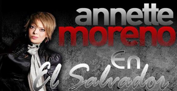Annette moreno en el salvador 07 de abril eyc for Annette moreno y jardin