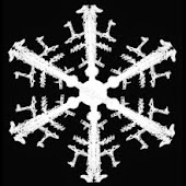 Giraffe snowflake