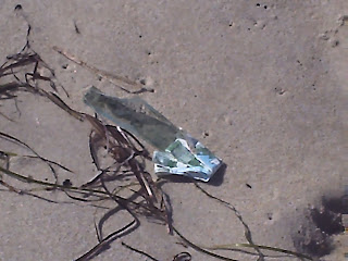 More trash on the beach