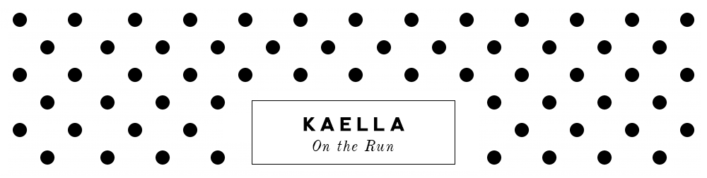 Kaella On The Run
