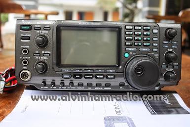 HF/VHF TRANSCEIVER ICOM IC - 7400 / IC - 746PRO