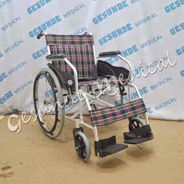 spesifikasi kursi roda aluminium kaiyang
