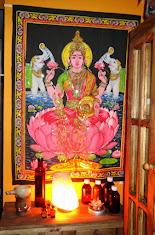 Nos guía la Luz de Lakshmi...