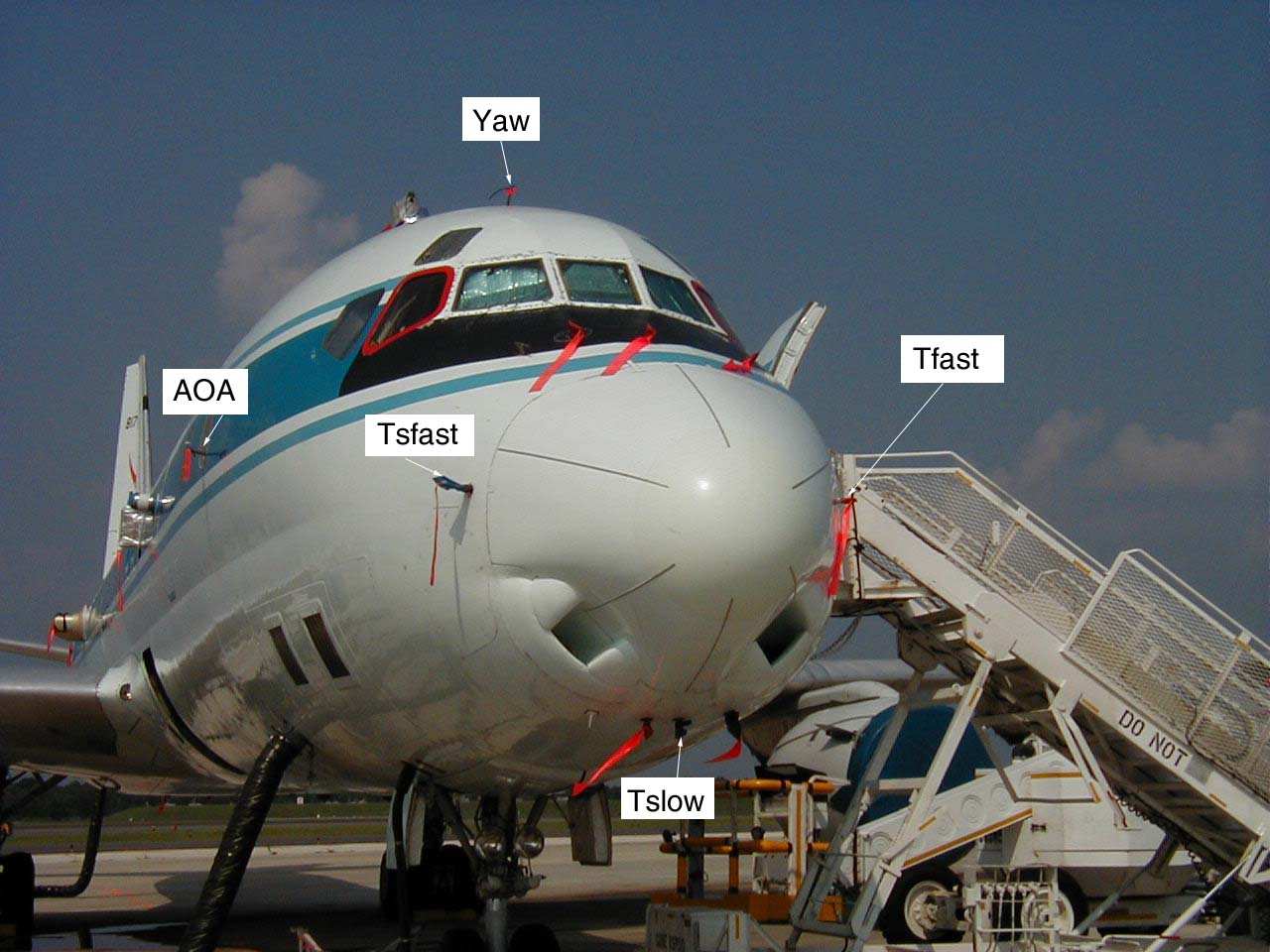 The way faa aircraft led strip light would like