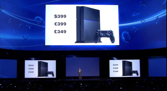 Cheaper Price of PlayStation 4