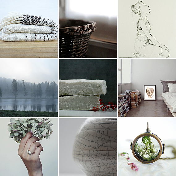 Etsy, Etsy Finds, Morning, Cozy, Bramble and Thorn