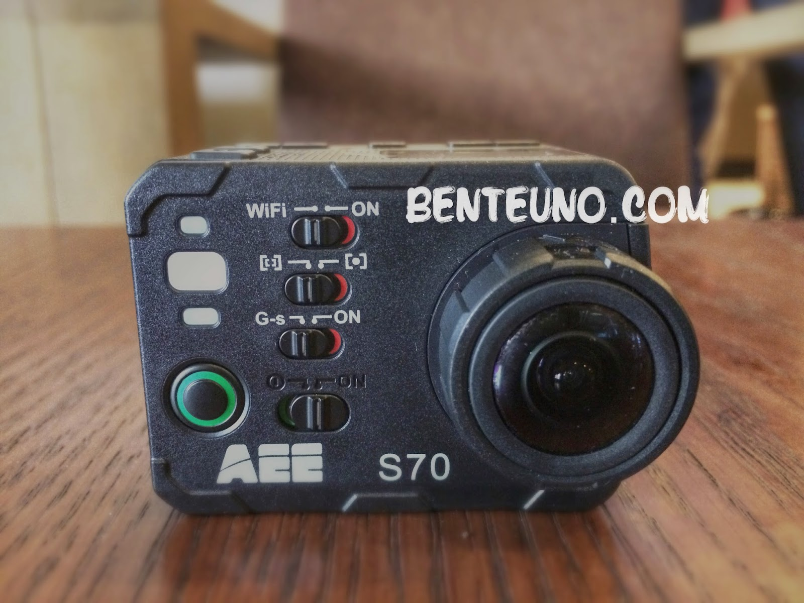 AEE S70 Magicam picture