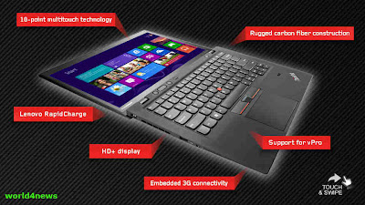 Lenovo Think Pad X1 Carbon Touch