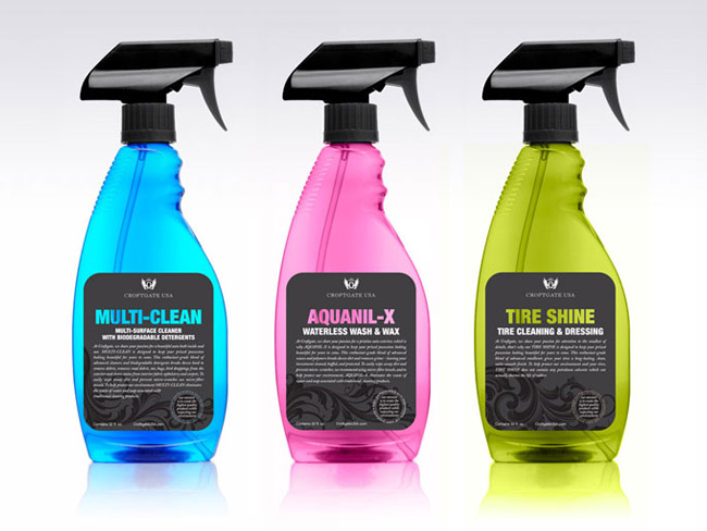 Croftgate usa on packaging of the world creative package design gallery - Home made cleaning products ...