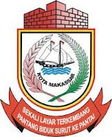 logo lambang Kota Makassar