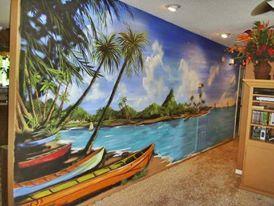 Hall mural