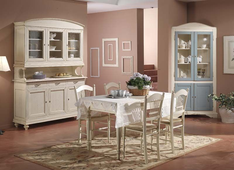 Arredamento country tavoli country for Arredamento stile country provenzale