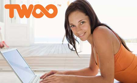 Send messages or chat from videochat