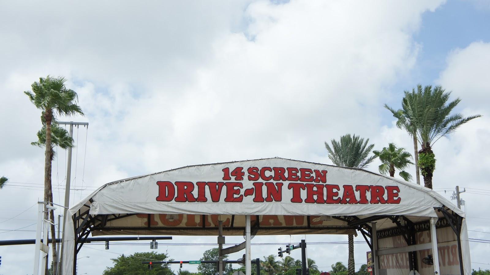 De moolenschotjes in florida 2013 fort lauderdale hugh for Drive in bioscoop