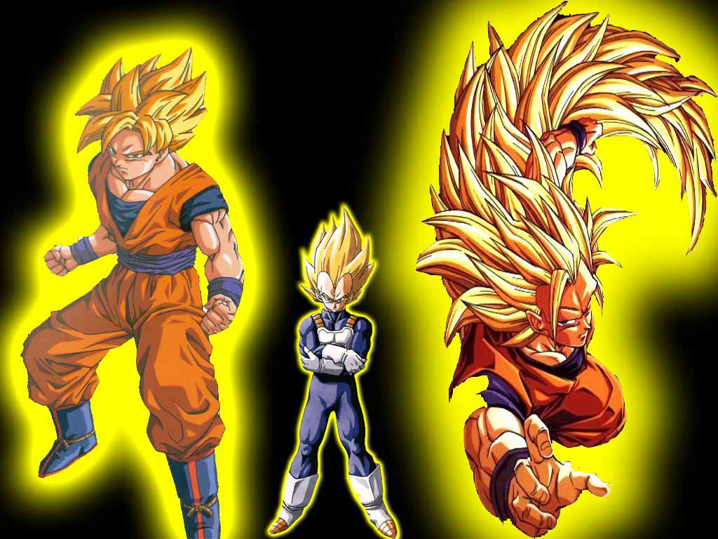 HD Wallpapers Pics: Goku Wallpapers
