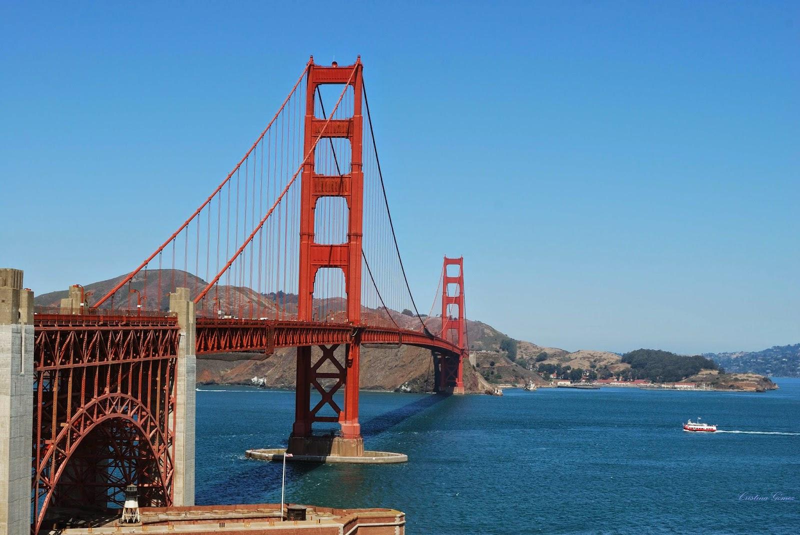 Bridges of San Francisco: Golden Gate Bridge