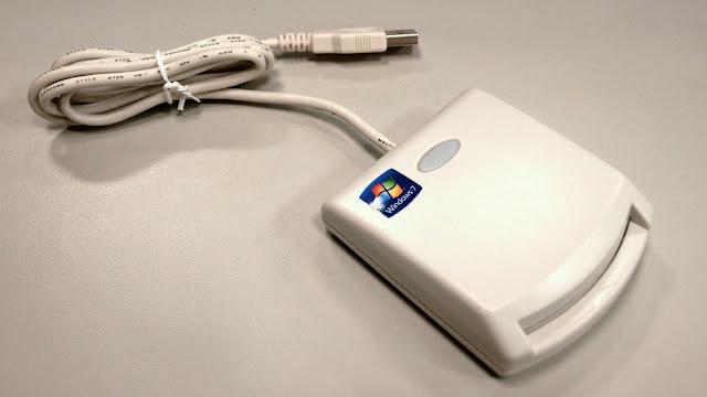 EZ100PU USB IC 晶片讀卡機