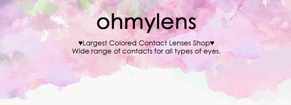 Largest Color Contacts Shop: www.ohmylens.comㅣThe Cheapest Doll Colored Contacts