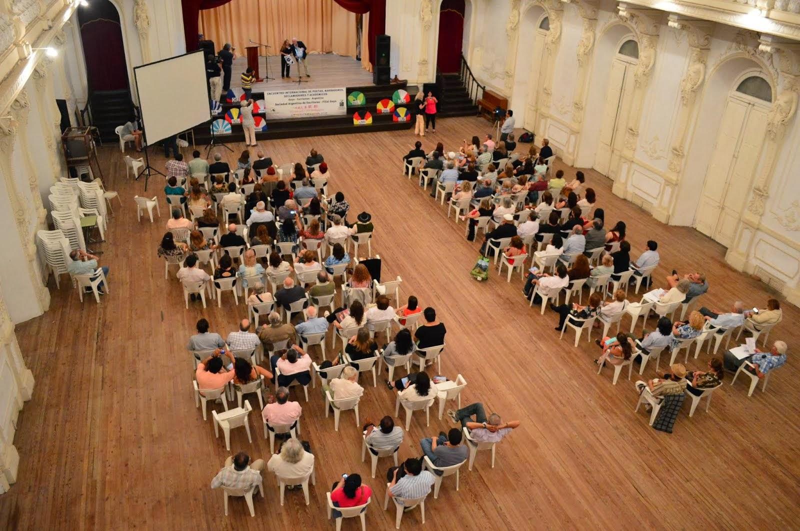 Apertura del VI Encuentro