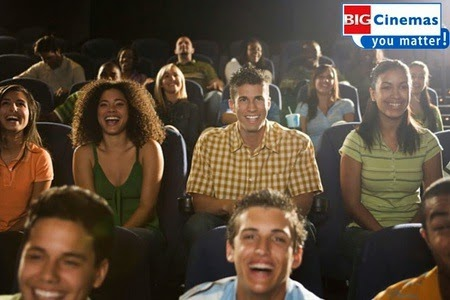 Groupon : 1 FREE Ticket/Popcorn Combo with Purchase of Movie Tickets at Big Cinema, 62 Locations