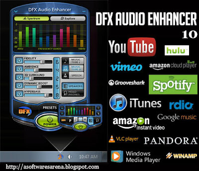 DFX Audio Enhancer 10 Download