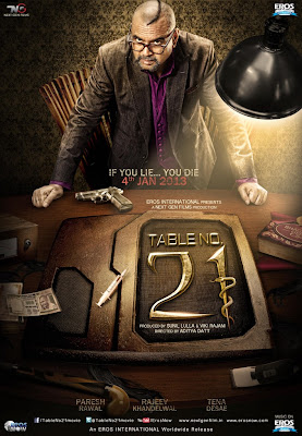 Table no. 21 movie