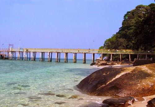Wisata Pulau Berhala Riau