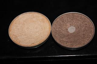 MAC ricepaper and patina