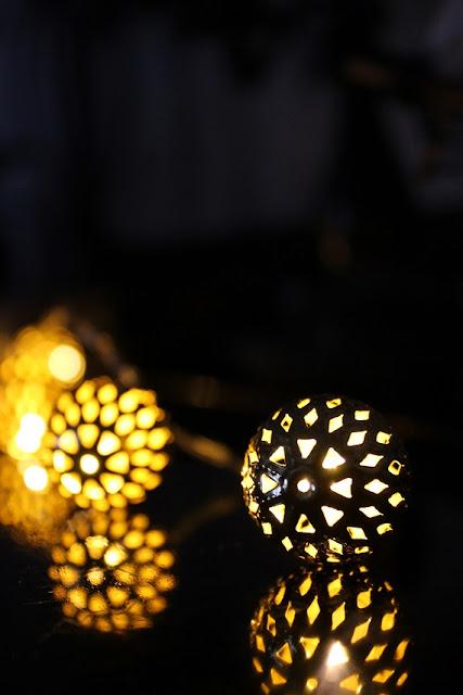 valosarja, jouluvalot, valoköynnös
