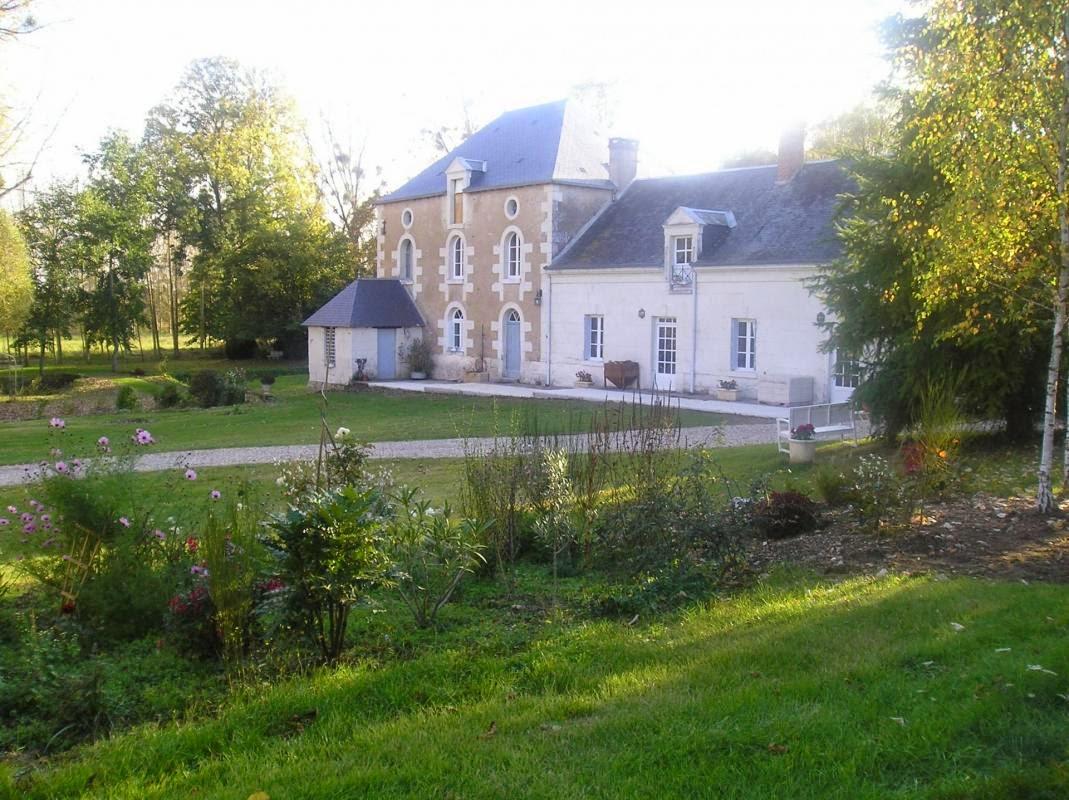 Mairie de rouvres les bois le moulin gaultier chambre d 39 h te for Chambre d hote le moulin