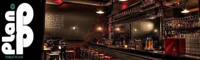 Plan B bar Βαλαωρίτου Θεσσαλονίκη