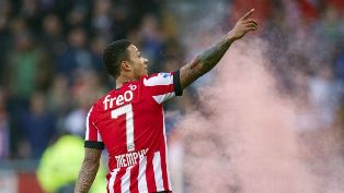 memphis depay jersey number 7