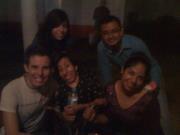 Amigos Misioneros y yo