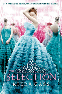 The Selection by Kiera Cass (Australian Cover)