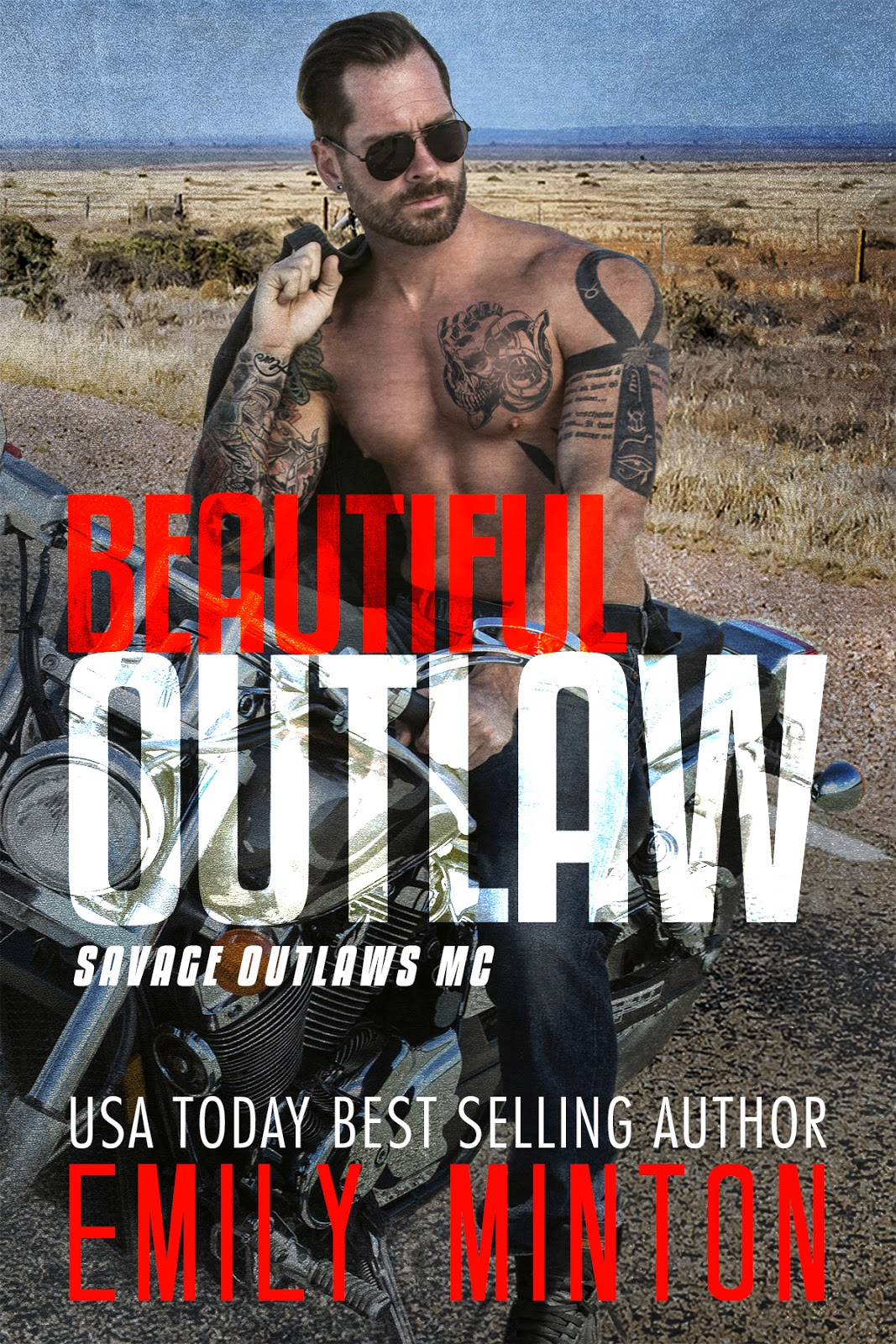 Beautiful Outlaw cover