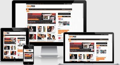 Punjab Press V.5 - Template Blog Magazine Responsive Free Download