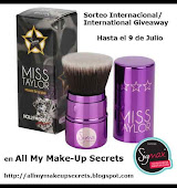 Sorteo de  ALL MY MAKEUP SECRETS