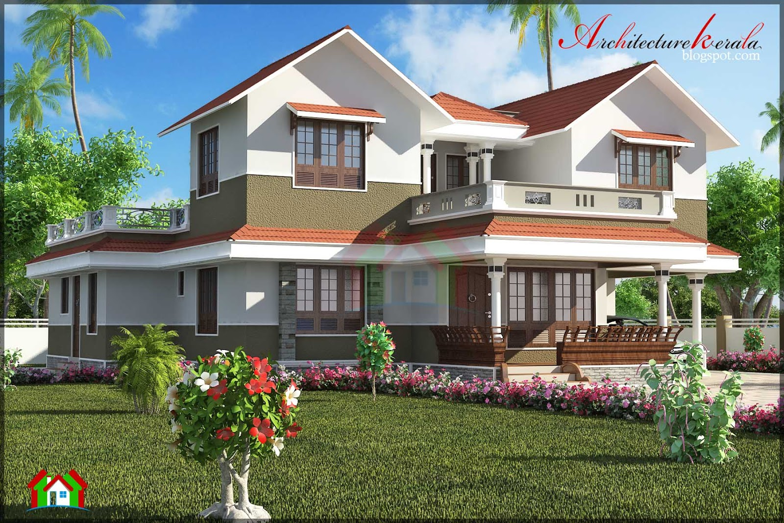 Kerala House Photos http://www.architecturekerala.com/2012/11/kerala-traditional-house-plan-detail.html