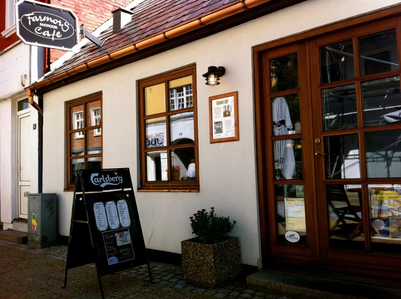 frederikshavn cafe
