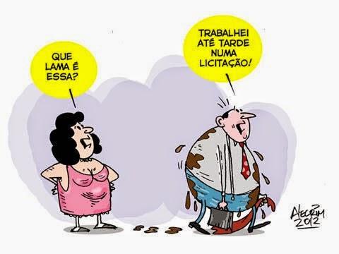 No Brasil corruptos e corruptores nem se conhecem