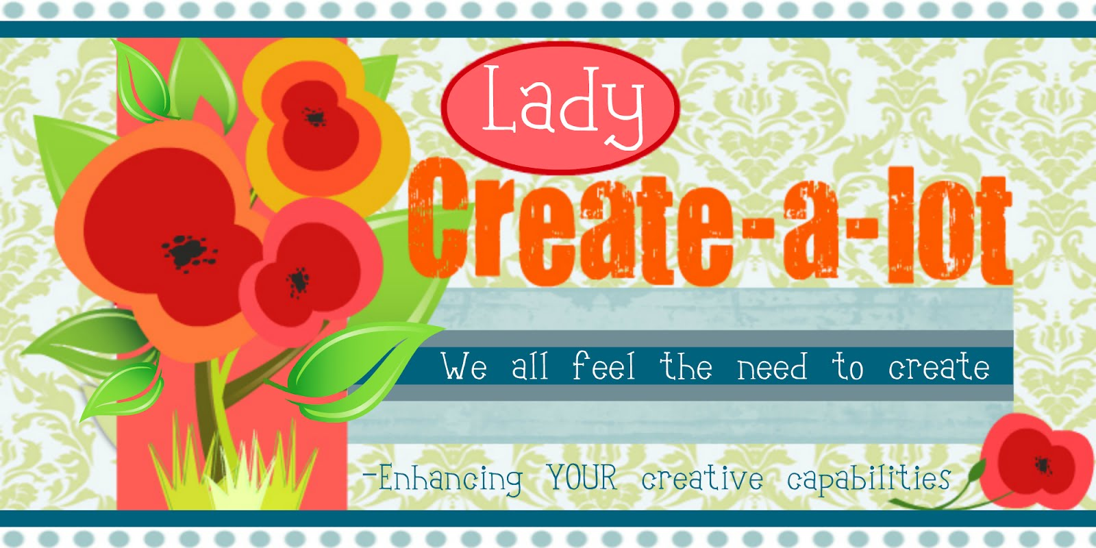 Lady Create-a-lot