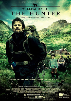 Watch The Hunter 2011 BRRip Hollywood Movie Online | The Hunter 2011 Hollywood Movie Poster