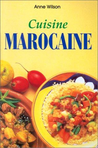 cuisine marocaine anne wilson